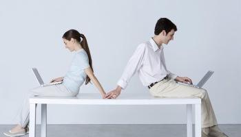 Regarding online dating services?
